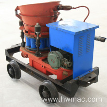 PZ-5 Mining building Concrete spraying shotcrete machine